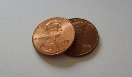 Image, Never pass up a penny