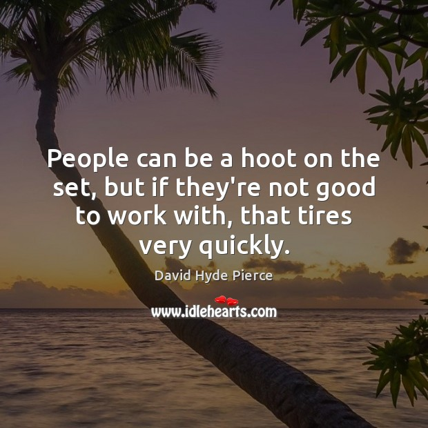 Picture Quote by David Hyde Pierce