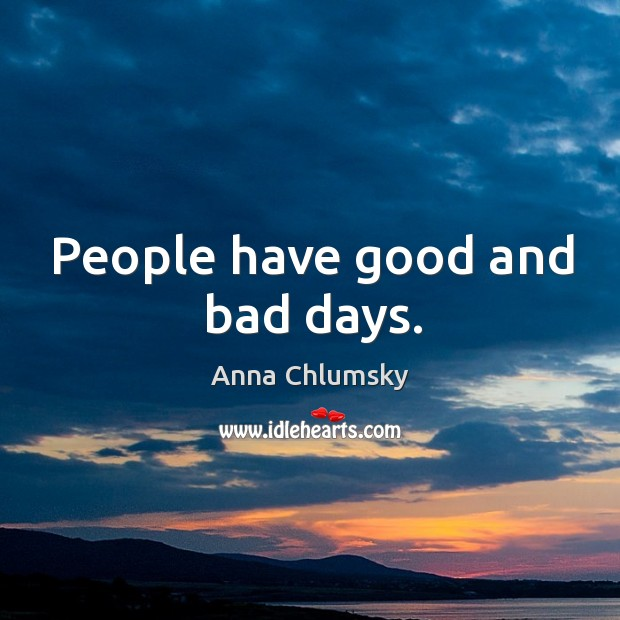 people can be both good and bad Identifying good people and avoiding bad  the emotions of getting to know new people can  i dated a very nice woman who had been abused by both her.