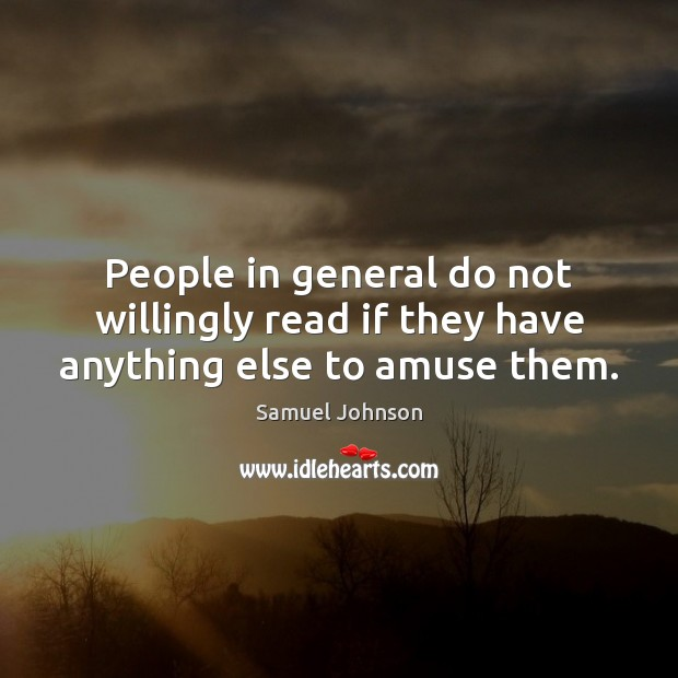 Image, Amuse, Anything, Else, General, Ifs, People, Read, Them, Willingly