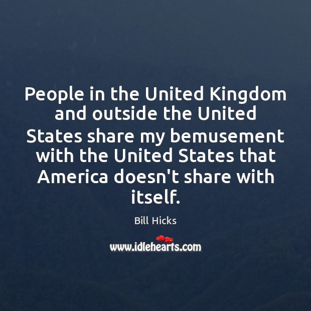 People in the United Kingdom and outside the United States share my Image