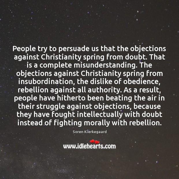 Picture Quote by Soren Kierkegaard