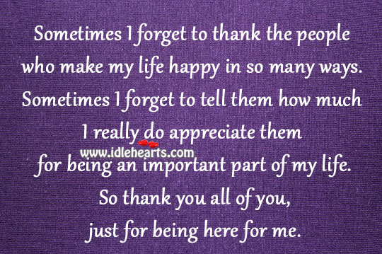 People who make my life happy in so many ways Image