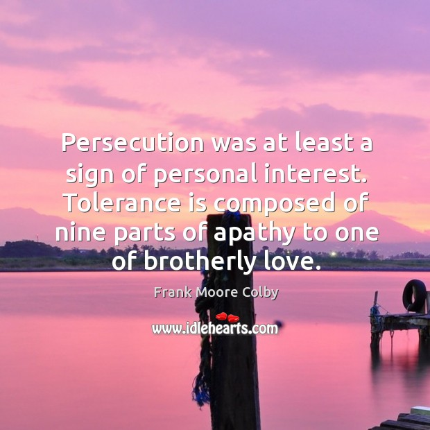 Tolerance Quotes Image