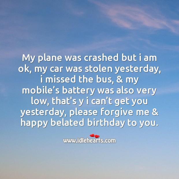 Image, Please forgive me