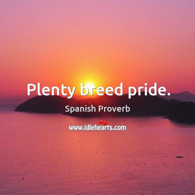 Image, Plenty breed pride.