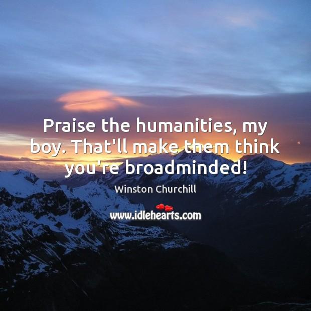 Praise Quotes