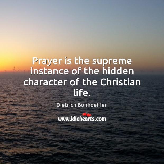Prayer Quotes