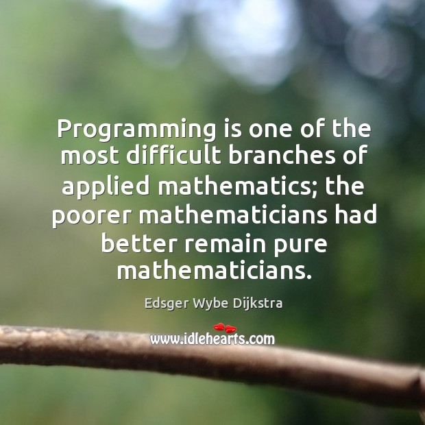 mathematics is one of the most difficult subjects Indeed, it is the toughest course at ysu if it is any consolation, you should  remember that, generally, only strong math students take calculus if you weren't  a.