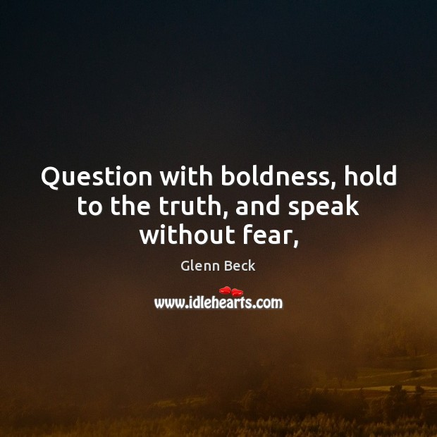 Boldness Quotes