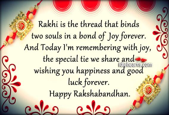 Image, Happy raksha bandhan