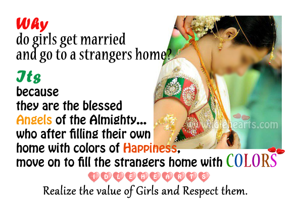 Realize, Value and Respect Girls