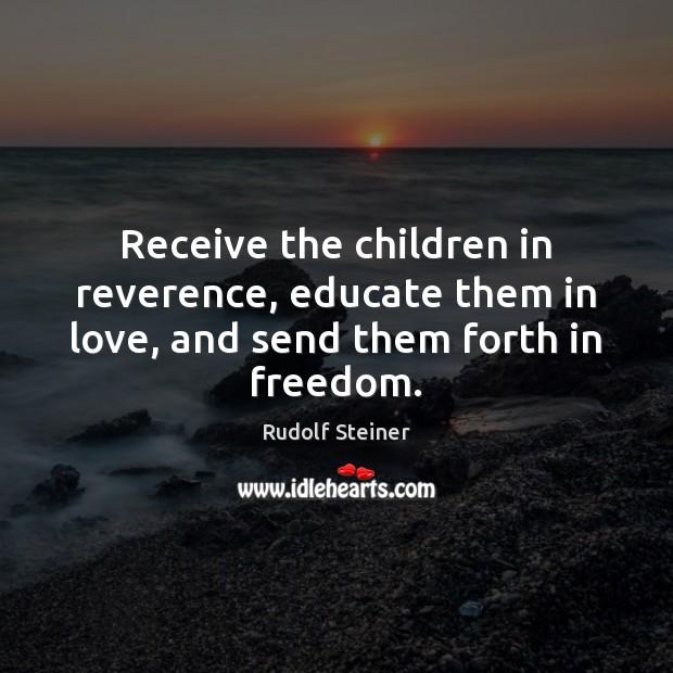 Picture Quote by Rudolf Steiner