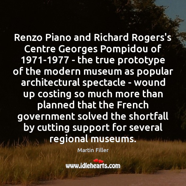 Image, Renzo Piano and Richard Rogers's Centre Georges Pompidou of 1971-1977 – the