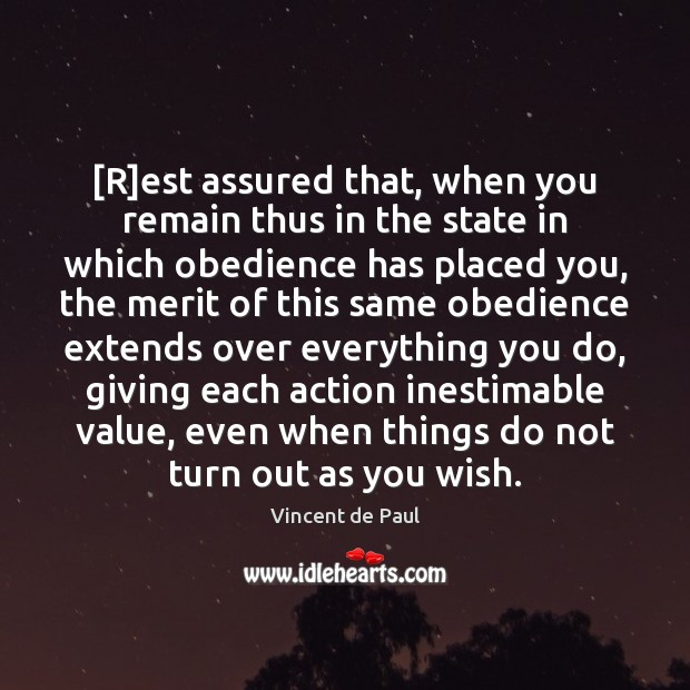 Image, [R]est assured that, when you remain thus in the state in