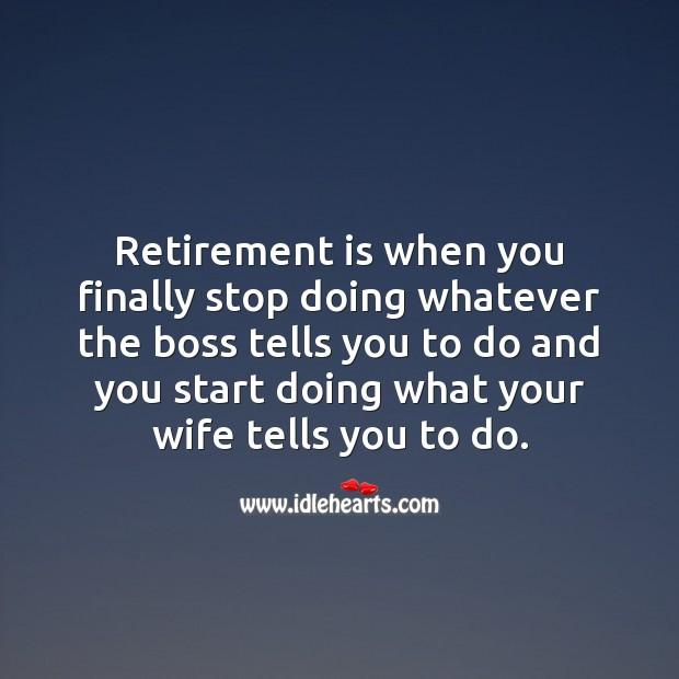 Funny Retirement Quotes