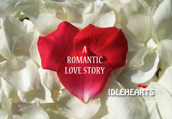 A romantic love story Image