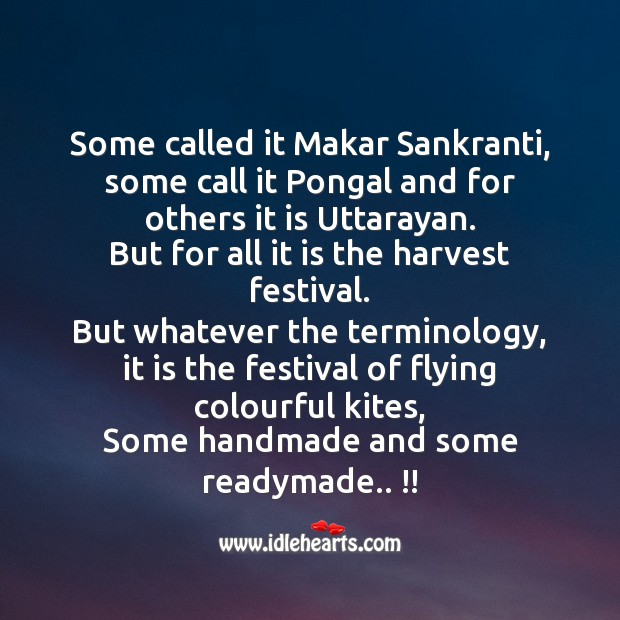 Sankranti wishes Makar Sankranti Wishes Image