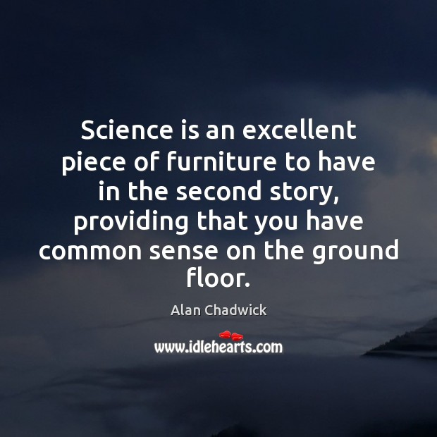 Science is an excellent piece of furniture to have in the second Image