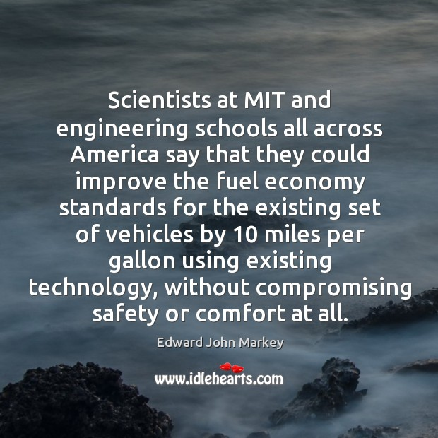 Scientists at mit and engineering schools all across america Image