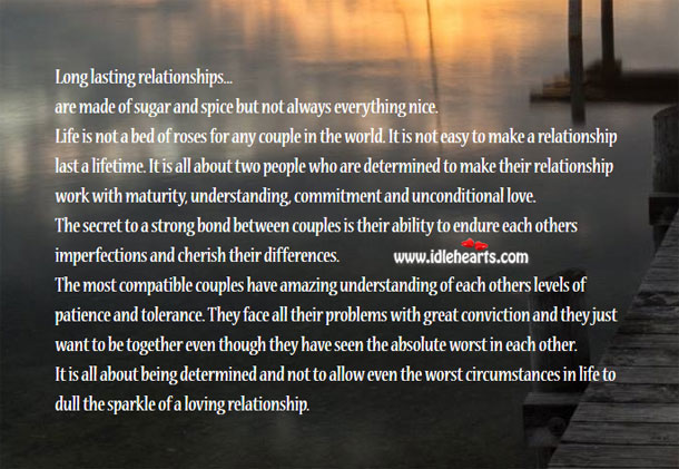 The most compatible couples have amazing understanding Understanding Quotes Image