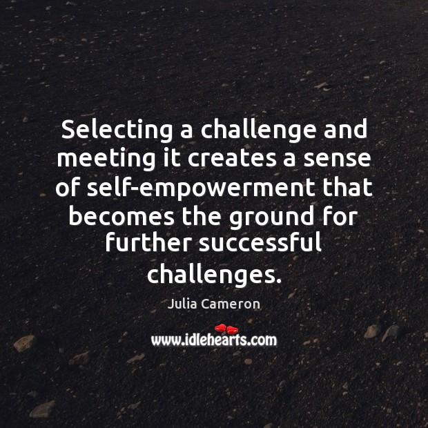 Challenge Quotes Image