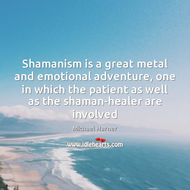 Shamanism is a great metal and emotional adventure, one in which the Image