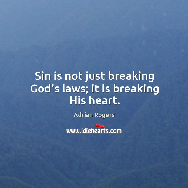 Picture Quote by Adrian Rogers