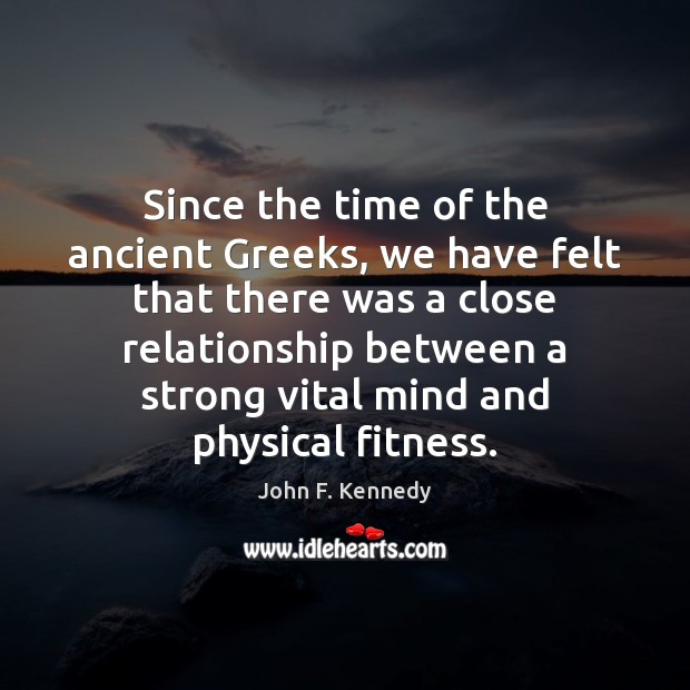 Image, Since the time of the ancient Greeks, we have felt that there