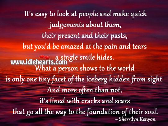 Hidden Quotes