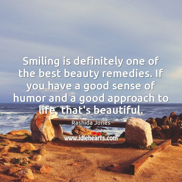 Smiling is definitely one of the best beauty remedies. If you have Image