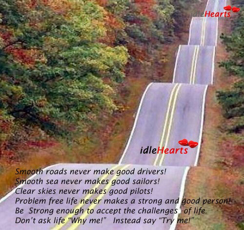 Challenges Quotes On IdleHearts