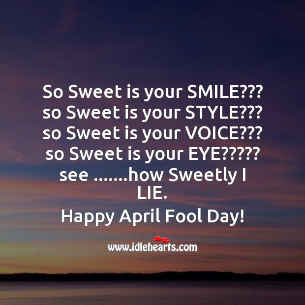 April Fool Quotes