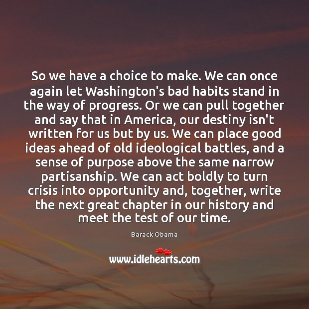 So we have a choice to make. We can once again let Image