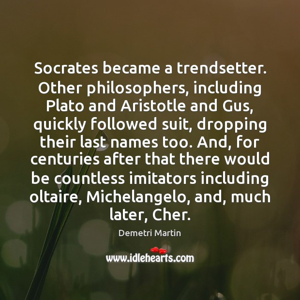 a comparison of the philosophies of socrates plato and aristotle When we mention ancient greek, first thing come to mind are plato and aristotle these two names are the most important philosophers in the history of philosophy.