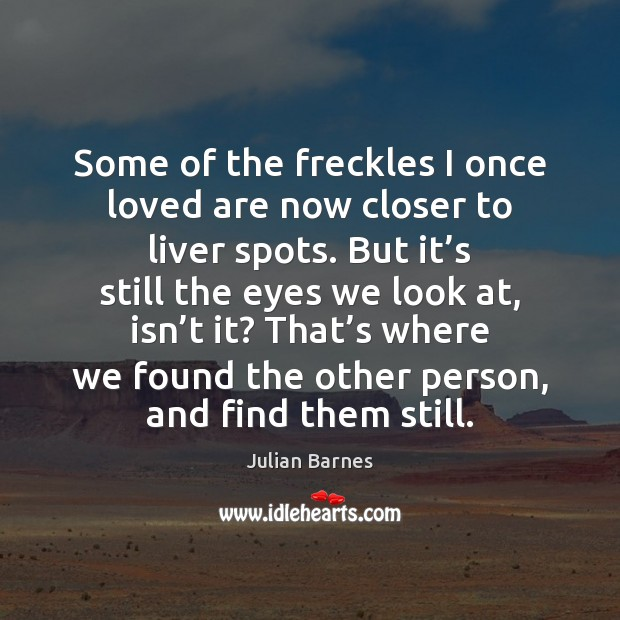 Picture Quote by Julian Barnes