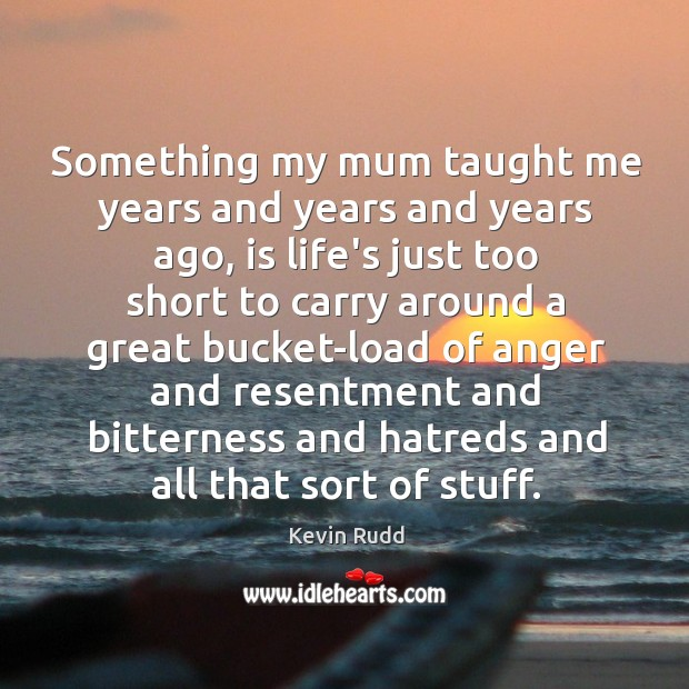 Something my mum taught me years and years and years ago, is Image