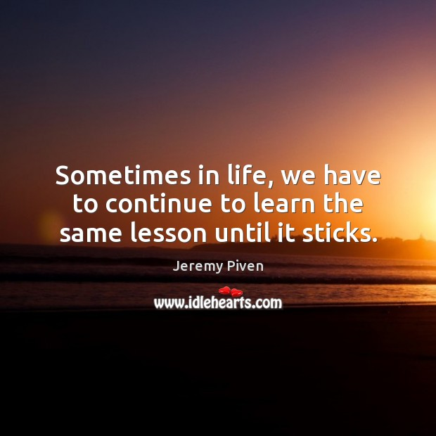 Picture Quote by Jeremy Piven