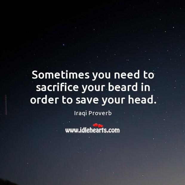 Iraqi Proverbs