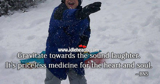 Image, Priceless medicine for the heart and soul.