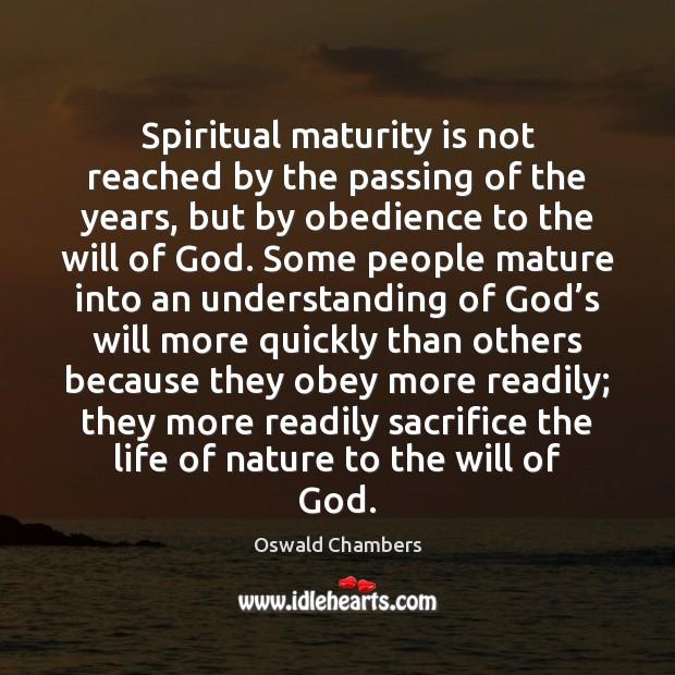 Maturity Quotes Image