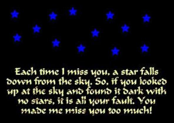 Each Time I Miss You
