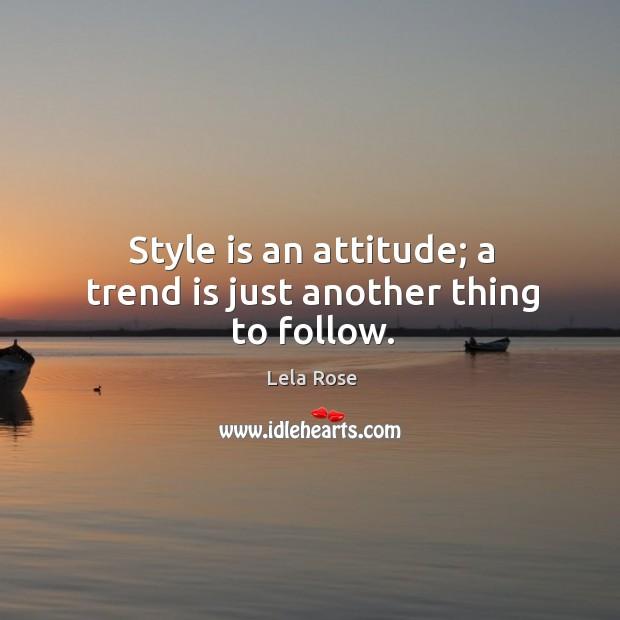 Attitude Quotes Image