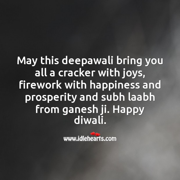 Diwali Messages