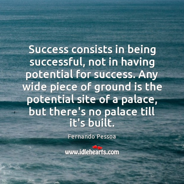 Being Successful Quotes Image