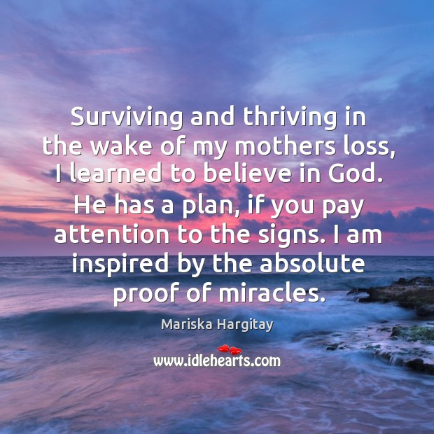 Surviving and thriving in the wake of my mothers loss, I learned Image