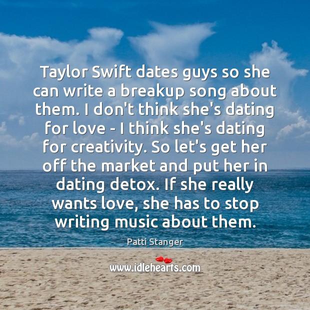 Dating Detox Patti