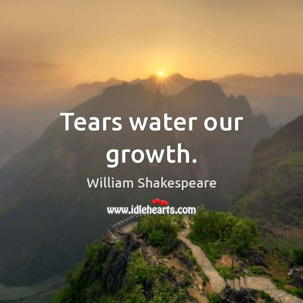 Image, Grieving, Growth, Our, Tears, Water