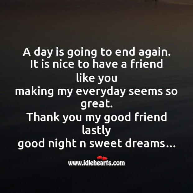 Friendship Messages Image
