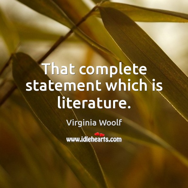 Picture Quote by Virginia Woolf